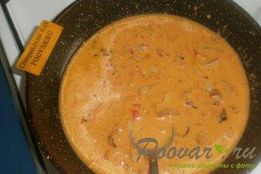Карп в томатно-сметанном соусе Шаг 12 (картинка)