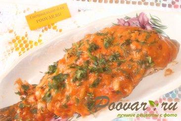 Карп в томатно-сметанном соусе Шаг 15 (картинка)