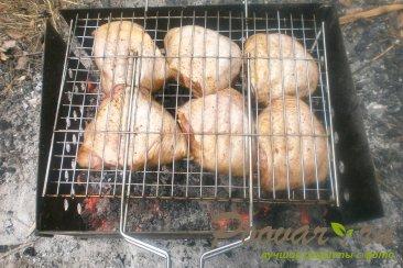Куриные бёдра на решётке Шаг 5 (картинка)
