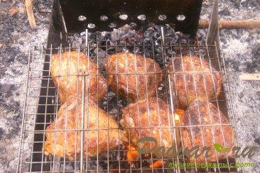 Куриные бёдра на решётке Шаг 7 (картинка)