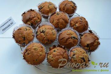 Кексы с черной смородиной Шаг 6 (картинка)