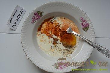 Горячие бутерброды с сыром и колбасой Шаг 6 (картинка)