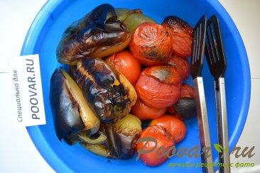 Запеченный перец в томатно-чесночном соусе Шаг 2 (картинка)
