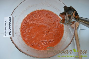 Запеченный перец в томатно-чесночном соусе Шаг 3 (картинка)
