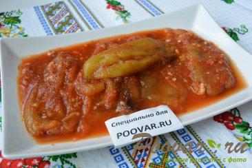 Запеченный перец в томатно-чесночном соусе Шаг 8 (картинка)