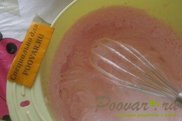 Безе с соком смородины Шаг 3 (картинка)