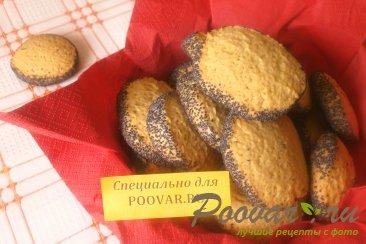 Песочное печенье с маком Изображение