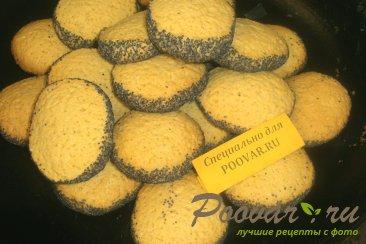 Песочное печенье с маком Шаг 10 (картинка)