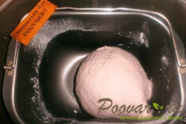 Тесто с соком смородины Шаг 3 (картинка)