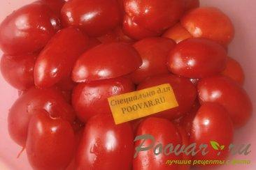 Cушка помидор в духовке Шаг 4 (картинка)