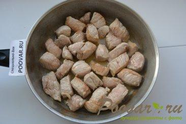 Свинина в томатно-сметанном соусе Шаг 2 (картинка)