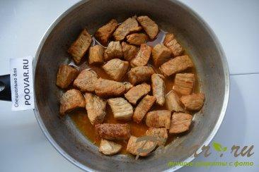 Свинина в томатно-сметанном соусе Шаг 3 (картинка)