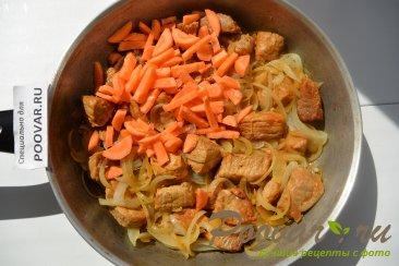 Свинина в томатно-сметанном соусе Шаг 5 (картинка)