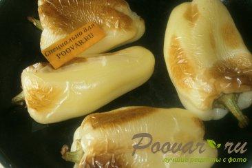 Запечённый перец с мёдом и орехами Шаг 3 (картинка)
