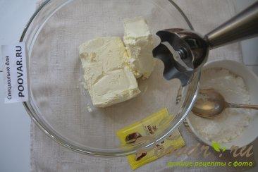 Быстрый чизкейк без выпечки Шаг 6 (картинка)