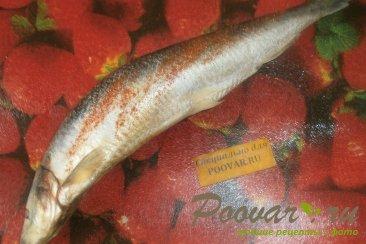 Рыба на решётке Шаг 2 (картинка)