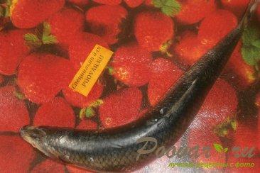 Рыба на решётке Шаг 1 (картинка)