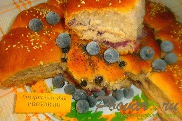 Пирог со смородиной Шаг 10 (картинка)