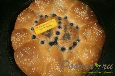 Пирог со смородиной Шаг 9 (картинка)