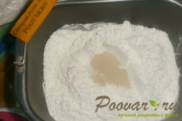 Пирог со сливой, орехами и изюмом Шаг 2 (картинка)