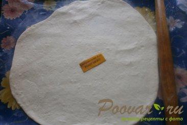 Пирог со сливой, орехами и изюмом Шаг 7 (картинка)