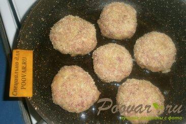Мясные котлеты со сладким перцем Шаг 10 (картинка)