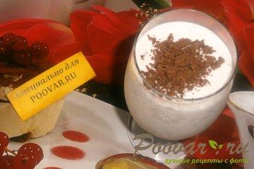Молочный коктейль с шоколадом Изображение