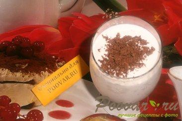Молочный коктейль с шоколадом Шаг 6 (картинка)