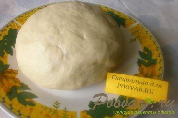 Тесто дрожжевое для пиццы Шаг 5 (картинка)