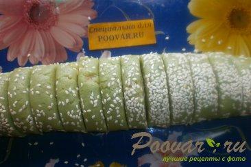 Цветное печенье с кокосовой стружкой Шаг 13 (картинка)