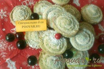 Цветное печенье с кокосовой стружкой Шаг 16 (картинка)