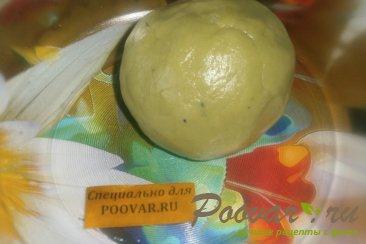 Цветное печенье с кокосовой стружкой Шаг 3 (картинка)