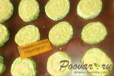 Цветное печенье с кокосовой стружкой Шаг 14 (картинка)