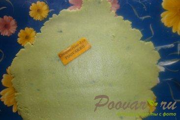 Цветное печенье с кокосовой стружкой Шаг 7 (картинка)