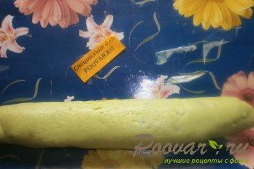 Цветное печенье с кокосовой стружкой Шаг 11 (картинка)
