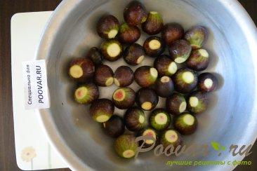 Варенье из инжира (смоковницы) Шаг 2 (картинка)
