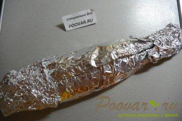 Сибас (лаврак) запеченный в духовке Шаг 4 (картинка)