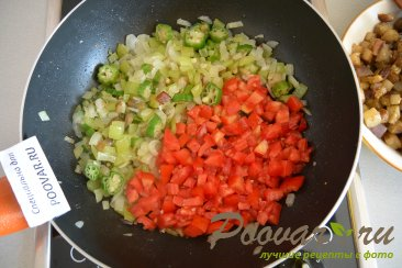 Киноа с овощами Шаг 10 (картинка)