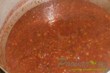 Сливовый соус на зиму Шаг 8 (картинка)