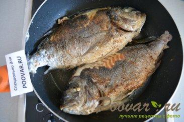 Дорада жареная на сковороде Шаг 4 (картинка)