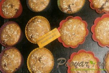 Кексы со сливой Шаг 12 (картинка)