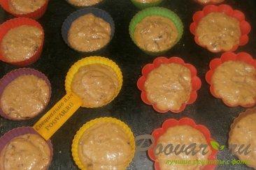 Кексы со сливой Шаг 10 (картинка)