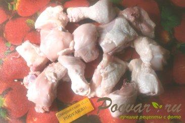 Курица с перцем и луком Шаг 2 (картинка)
