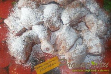 Курица с перцем и луком Шаг 4 (картинка)
