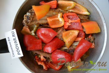 Свиные ребрышки с овощами Шаг 7 (картинка)