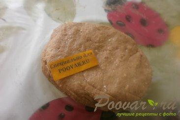 Творожное печенье с бананом Шаг 6 (картинка)