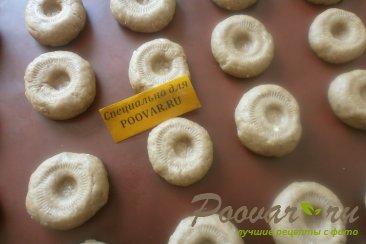 Творожное печенье с бананом Шаг 8 (картинка)