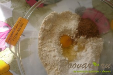 Творожное печенье с бананом Шаг 3 (картинка)