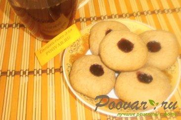 Творожное печенье с бананом Шаг 11 (картинка)