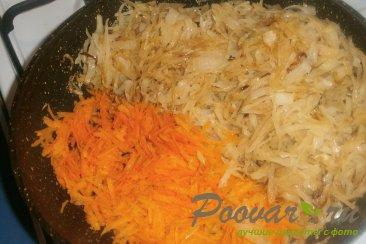 Тушёная капуста с колбасой Шаг 6 (картинка)